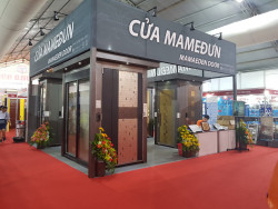 Công Ty TNHH Vina Mamaeden Door chuyên sản xuất cửa chống cháy Hàn Quốc