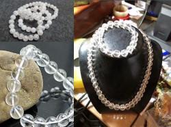 Ý nghĩa của vòng đá Thạch Anh trắng
