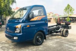Thông số kỹ thuật xe tải nhẹ Hyundai New Porter H-150 1.5 tấn vừa ra mắt