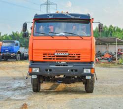 Thông số kỹ thuật xe ben Kamaz 3 cầu 65111(6X6) - Chinh phục mọi địa hình
