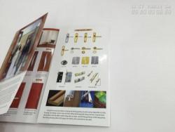 Thiết kế brochure đẹp, giá thiết kế brochure là bao nhiêu?