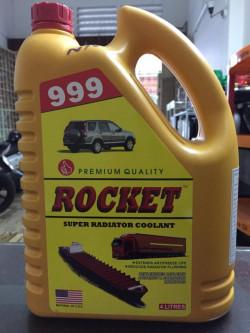 Nước làm mát Rocket 999 - Nước làm mát trên ô tô và những lưu ý cần biết