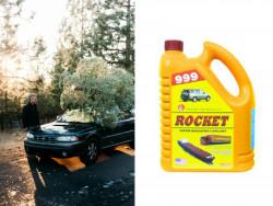 Công dụng của nước làm mát Rocket 999