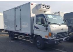Bán xe tải Hyundai HD99 thùng đông lạnh. Mua trả góp nhanh 80% giá trị xe. Có xe giao ngay. Hỗ trợ đăng ký, đăng kiểm biển số các tỉnh