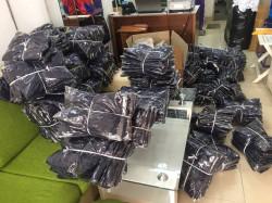 Xưởng may áo khoác thể thao giá rẻ TPHCM