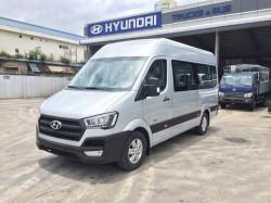 Đánh giá xe du lịch 16 chỗ Hyundai Solati