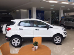 Tìm hiểu thông số xe Ford Ecosport 2018