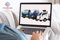 Chia sẻ kinh nghiệm mua xe tải nhỏ giá rẻ tại TPHCM