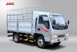 Xe tải Jac được miễn kiểm khi xuất khẩu với giá bán tốt nhất