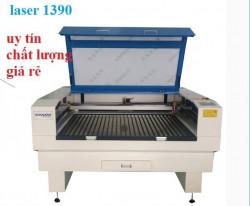 Máy laser nhập khẩu 1610 - 2 đầu cắt chất lượng tốt