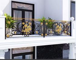 Phương pháp thiết kế lan can ban công đẹp cho biệt thự và nhà phố sang trọng