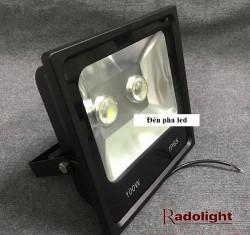 Ưu điểm của đèn pha led thấu kính 100w IP65 Radolight