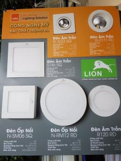Tiêu chuẩn chất lượng đèn Led Lion