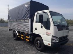 Xe tải Isuzu 1t4 giá bao nhiêu?