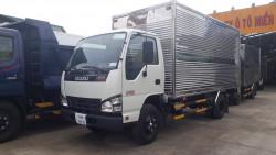 Mua trả góp xe tải Isuzu 1.4 tấn tại TPHCM
