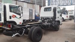 Thông số kỹ thuật xe tải Isuzu 1.4 tấn
