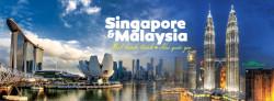 Du Lịch Singapore - Indonesia - Malaysia - Một hành trình 3 Quốc gia