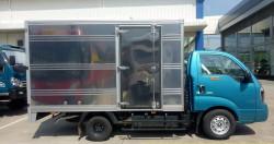 Tìm hiểu thông số kỹ thuật xe tải Thaco Kia K250