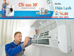 Dịch vụ sửa chữa - Công ty nhiệt lạnh Phúc An Khang