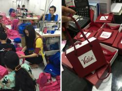 Công ty may balo túi xách - quà tặng doanh nghiệp quận 11