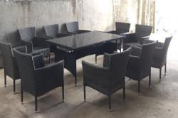 Bàn ghế cafe cũ thanh lý giá cực rẻ tại TPHCM