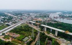 Hàng loạt dự án giao thông nghìn tỷ giúp Long An gần hơn với TPHCM