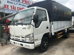 Kinh nghiệm mua xe tải Isuzu Vĩnh Phát 3.5 tấn
