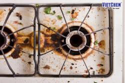 Hóa chất tẩy rửa nhà bếp VietChem - Giải quyết 6 vấn đề của gian bếp