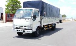 Xe tải Isuzu Vinh Phát 1,9 tấn thùng dài 6m2 Nk490SL có giá bao nhiêu?