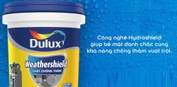 Ở đâu bán sơn chống thấm Dulux Weathershield chính hãng?
