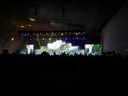 Lắp đặt màn hình Led hội trường, hội nghị, hội thảo, phòng họp - màn hình Led trong nhà