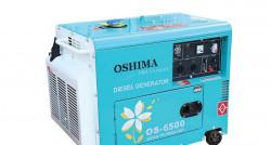Ưu điểm của máy phát điện Oshima OS 6500