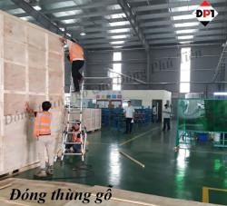 Dịch vụ đóng thùng gỗ cho hàng hóa xuất khẩu