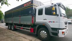 Bán xe tải 3 chân trả góp, xe tải Fuso 3 chân giá rẻ nhất tại Sài Gòn