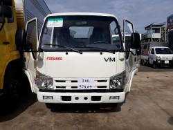 Tầm giá 500 triệu có nên mua xe tải Isuzu 1.9 tấn