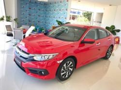 Honda Civic 2018 giá bao nhiêu tại Vũng Tàu?