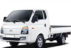 Xe tải 1T5 Hyundai H150 Porter dẫn đầu phân khúc xe tải nhẹ