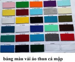 Kinh nghiệm chọn xưởng may áo thun uy tín, giá rẻ TPHCM