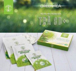 Tắm trắng trà xanh Mocha