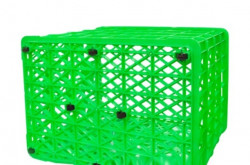 Cung cấp thùng nhựa, sọt nhựa có bánh xe