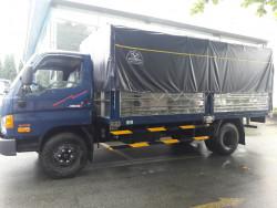 Hướng dẫn mua trả góp xe tải Hyundai HD120SL tại TPHCM
