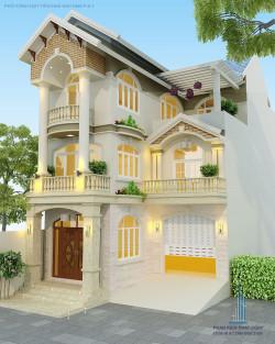 Tư vấn thiết kế xây dựng biệt thự