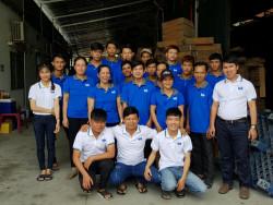 Công ty may áo thun uy tín tại TPHCM -  Xưởng áo thun giá rẻ toàn quốc