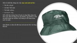 Kinh doanh nón tai bèo tại An Giang
