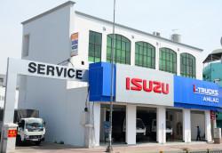 Xí nghiệp dịch vụ ôtô Isuzu An Lạc