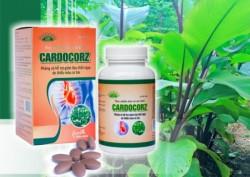 Cardocorz giúp phòng và hỗ trợ giảm đau thắt ngực