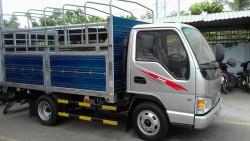 Đánh giá xe tải 2.4 tấn của Jac