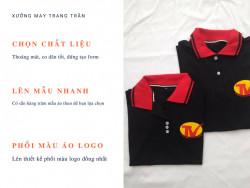 May áo thun đồng phục giá rẻ, may áo thun theo yêu cầu, may trọn gói, giá gốc từ xưởng