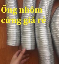 Địa chỉ bán ống gió mềm nhôm, ống gió mềm vải, ống thông gió, ống hút bụi giá rẻ nhất