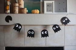 Trang trí Halloween trong tích tắc - Ý tưởng mô hình PP cán format trang trí Halloween cực đẹp